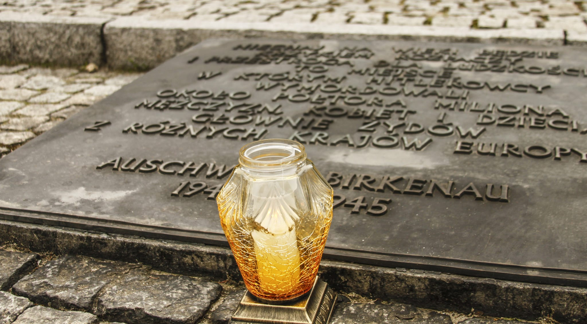 Auschwitz memorial