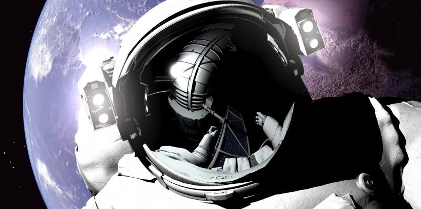 The Democratic Astronaut