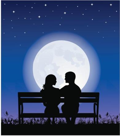 Full moon musings