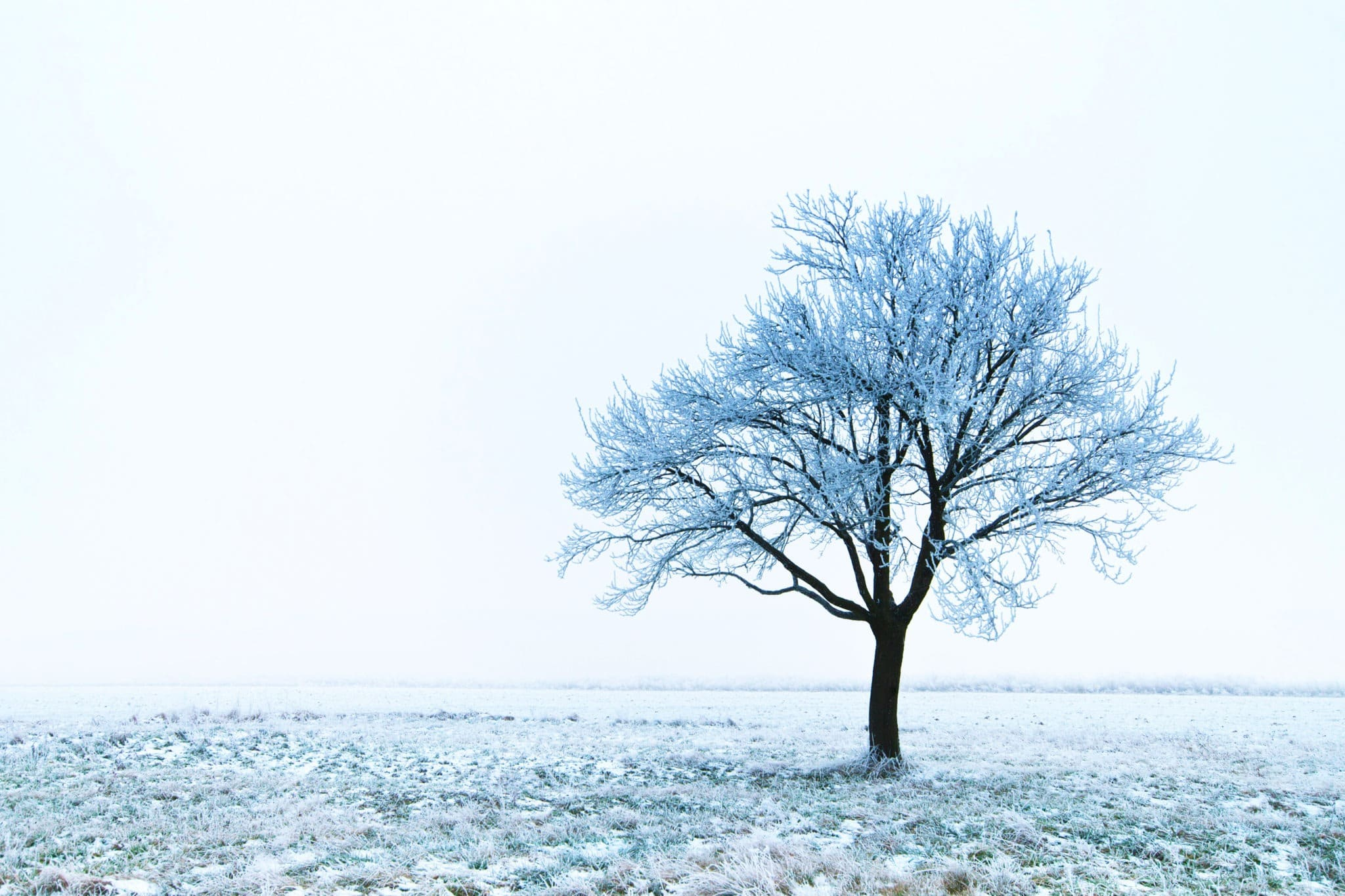spiritual meaning of snow