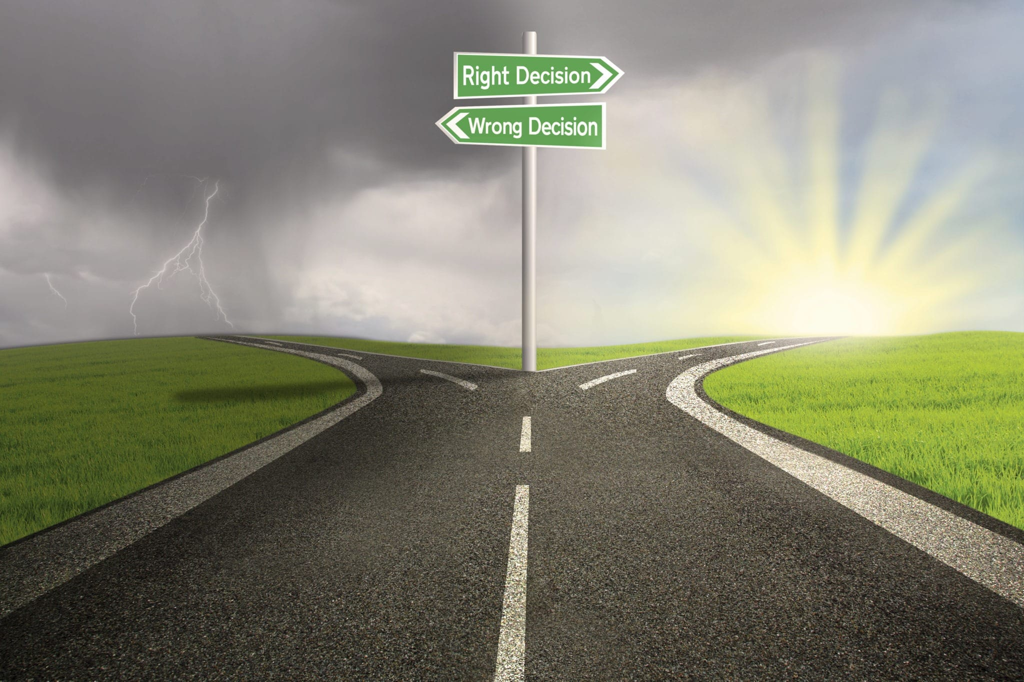 choice vs determinism