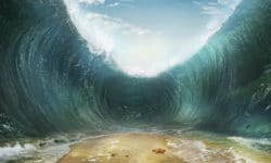 spiritual meaning of tsunami
