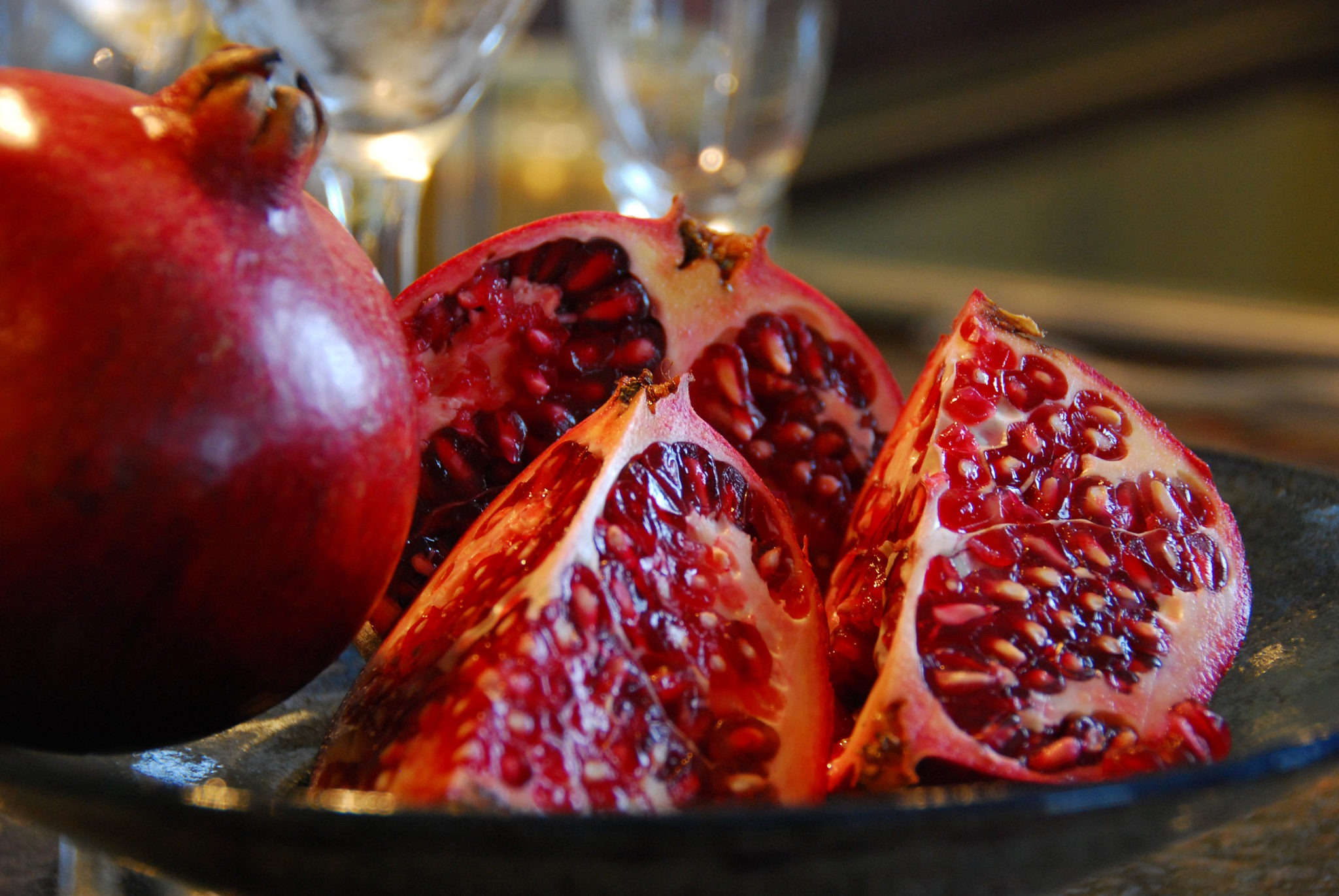bells and pomegranates