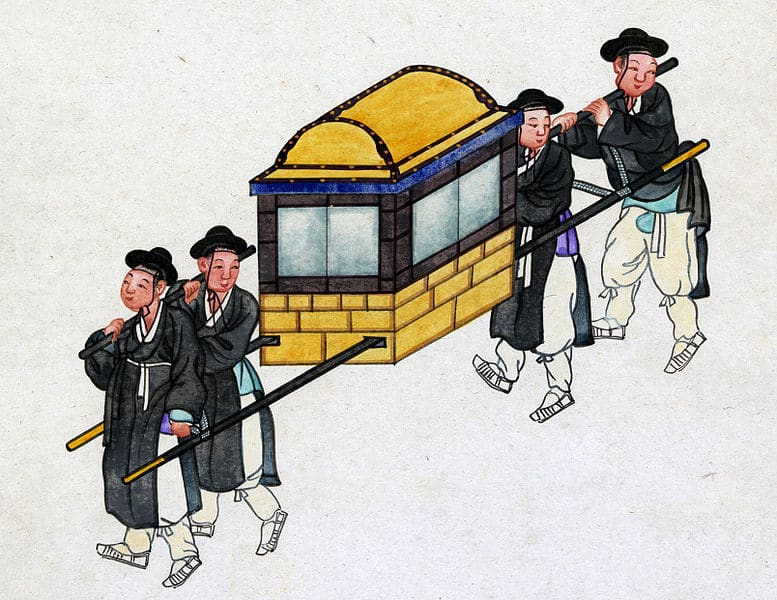 Making an Eiruv to Allow Carrying