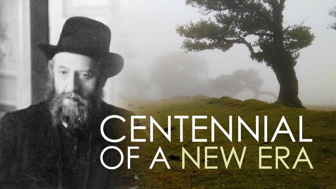 Centennial of a New Era