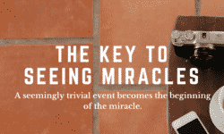 seeing miracles