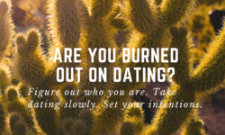 burned out dating
