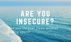 are you insecure?