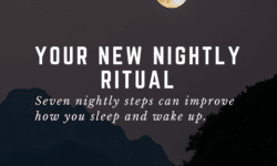 your new nightly ritual