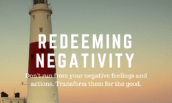 redeeming negativity